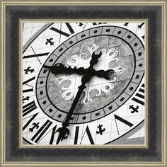 MidwestArtFrame Pieces Of Time III by Tony Koukos Framed Photographic Print