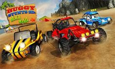 Steer A Strong Buggy. Speed Your Automobile Riding On Blond Beach And Do  Wonderful Trickeries. Show Your Intense Riding Abilities On Blond Tracks In  This ...