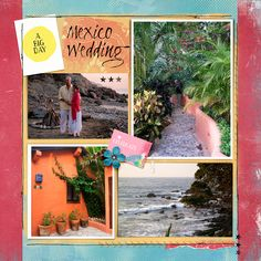 Lynn Grieveson Design Messy Pockets 8 template Celebrate This Journal Cards Splash of Summer kit