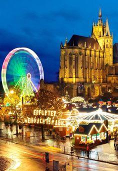 Weihnachtsmarkt Erfurt - Weihnachtsmärkte 2013: Das sind Deutschlands schönste