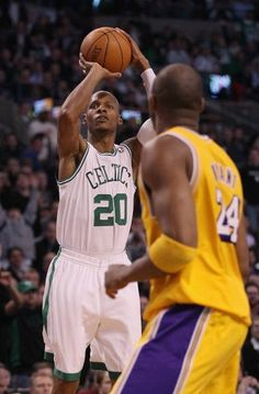 Ray Allen, the Mufasa of Basketball