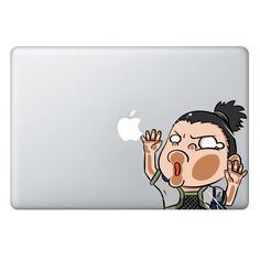 [ Shikamaru Nara ] TRAPPED SERIES FOR MACBOOK & LAPTOP