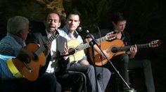 Actuación de la familia Piñana durante el pasado mes de junio de 2012