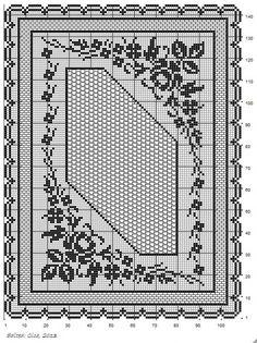 Znalezione obrazy dla zapytania filethäkeln gardinen vorlagen muster