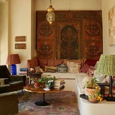 Inside Tangier By Nicolò Castellini Baldissera - Katie Considers White Ceiling, White Walls, Riads In Marrakech, Magical Room, Deco Boheme, Storey Homes, Interior Decorating, Interior Design, Moroccan Style