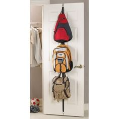 Backpack Storage Ideas :: Hometalk