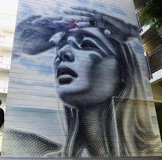 streetartnews: El Mac - San Diego California #art #graffiti #mural #streetartwww.arteymuros.com