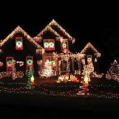 Outdoor Holiday Decorations & Christmas
