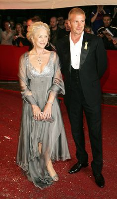 Helen Mirren Photo - Greatest Britons 2007 - Arrivals