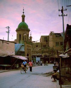 Kashgar, China #travel #xinjiang