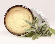 Organic Body Butter Clary Sage and Lemongrass by IntrinsicOrganics, $15.00