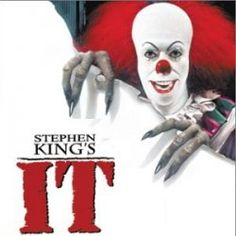 Stephen King's IT - another scary story by one of the greatest spooky authors