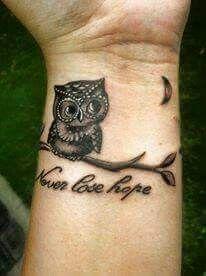 Rist tattoo