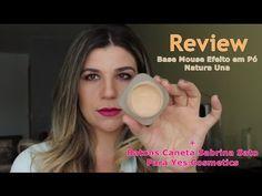 Video Review Base Natura Una + Batom Caneta Sabrina Sato www.sabrinadalmolin.com www.youtube.com/sabrinadalmolin se increva no canal.