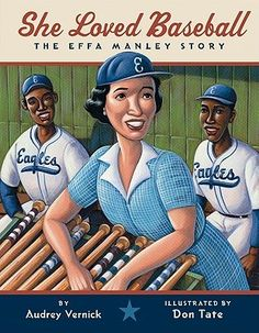 Effa always loved baseball. As a young woman, she would go to Yankee Stadium just to see Babe Ruth's mighty swing. But she never dreamed she would someday own a baseball team. Or be the first—and only—woman ever inducted into the Baseball Hall of Fame.