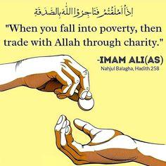 Imam Ali Quotes, Muslim Quotes, Islamic Dua, Islamic Quotes, Alhamdulillah, Hadith, Alhumdulillah Quotes, Ya Ali, Positive Images