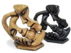 Everlasting Love Sculpture  Black or beige