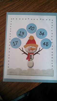 Snowman Sequencing Numbers 1-120 FREEBIE and Time Activities