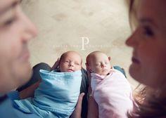 Ideias para fotografar gêmeos | Macetes de Mãe
