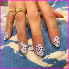 Manicure Y Pedicure, Gel Nails, Shellac Nail Designs, Gel Nail Art, Nails Design, Coffin Nails, Nail Polish, Nagellack Design, Flower Nail Designs