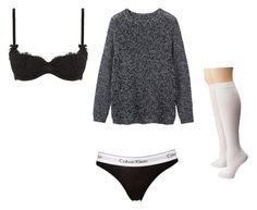 """Untitled #95"" by shanena-ameena on Polyvore featuring Toast, Sperry Top-Sider, Calvin Klein, L'Agent By Agent Provocateur, women's clothing, women's fashion, women, female, woman and misses"