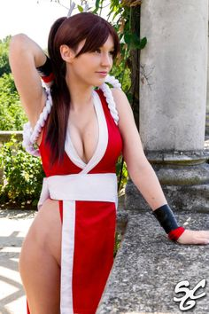 Street Fighter sexy cosplay girl Ohhhhh myyyyyyyyyyy!!