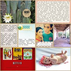 Project Life, Fevereiro 2013 - Página 1