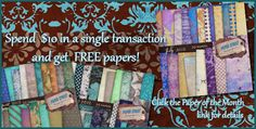 Paper Street Designs, Welcome to Paper Street Designs. Best place to find photo templates, digital papers and much more.