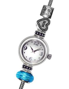 Mother's Day is Sunday May 13th! Get your mom a unique gift such as this watch bead bracelet or an engraved timepiece at http://www.PrincetonWatches.com  $195.00