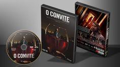 O Convite - Capa | VITRINE - Galeria De Capas - Designer Covers Custom | Capas & Labels Customizados