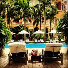 A beautiful day in Macau (four seasons hotel cotaistrip) <3 Amazing day, amazing memories ...