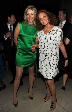 Diane von Furstenberg Photo - 2011 CFDA Fashion Awards - After Party