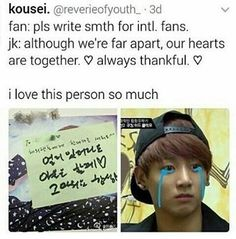 International fan appreciation ♡♡ #BTS