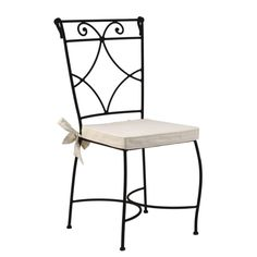 chaise fer forgé - Google Search