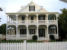 Key West Properties: August 2007