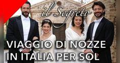 Il Segreto - Anticipazioni: Il viaggio di nozze in Italia