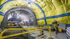 Work In-Progress: Second Avenue Subway Photos from the MTA