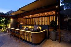 Our terrace bar - Ithaki Restaurant, Athens, Greece