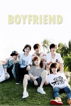 Jeongmin the princess of Boyfriend X'D and Donghyun the handsome leader