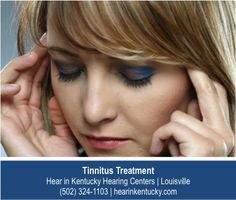 http://www.hearinkentucky.com/tinnitus/ – Tinnitus doesn't have to rule your life. There are new treatments and therapies shown to be very effective at reducing the constant ringing and buzzing. Ask how the tinnitus experts at Hear in Kentucky Hearing Centers can help.