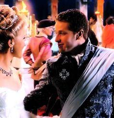 Once Upon A Time: Cinderella & Prince Charming