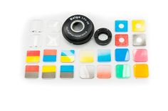 Creative filter and lense kit for mini 8 camera