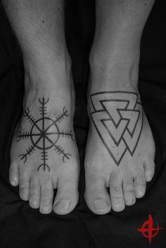 Tattooed by Hand