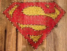 Custom made string art Names logos and symbols by Heartstrings7, $50.00
