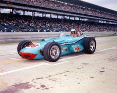 Indy 500 Race Cars | Norm Hall, #26, Hurst, Watson, Offy -- Photo by: No Photographer