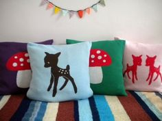 fairytales pillows dy fabgoose / cuscini  #pillow