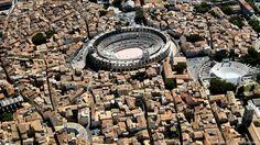 ✈️ Photo aérienne de : Arles - Bouches-du-Rhône (13)