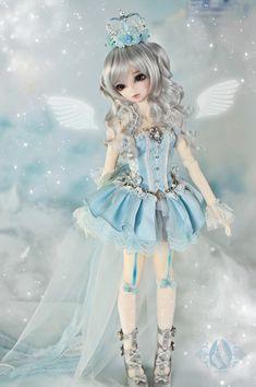 Angell-studio(bjd doll)---1/4 western style cloth/fantasy
