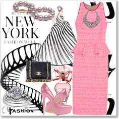 """""""New York"""" by greggory ❤ liked on Polyvore"""