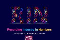 IFPI 2013 Recording Industry in Numbers: Global Revenue, Emerging Markets Rise; U.S., U.K., Germany Drop